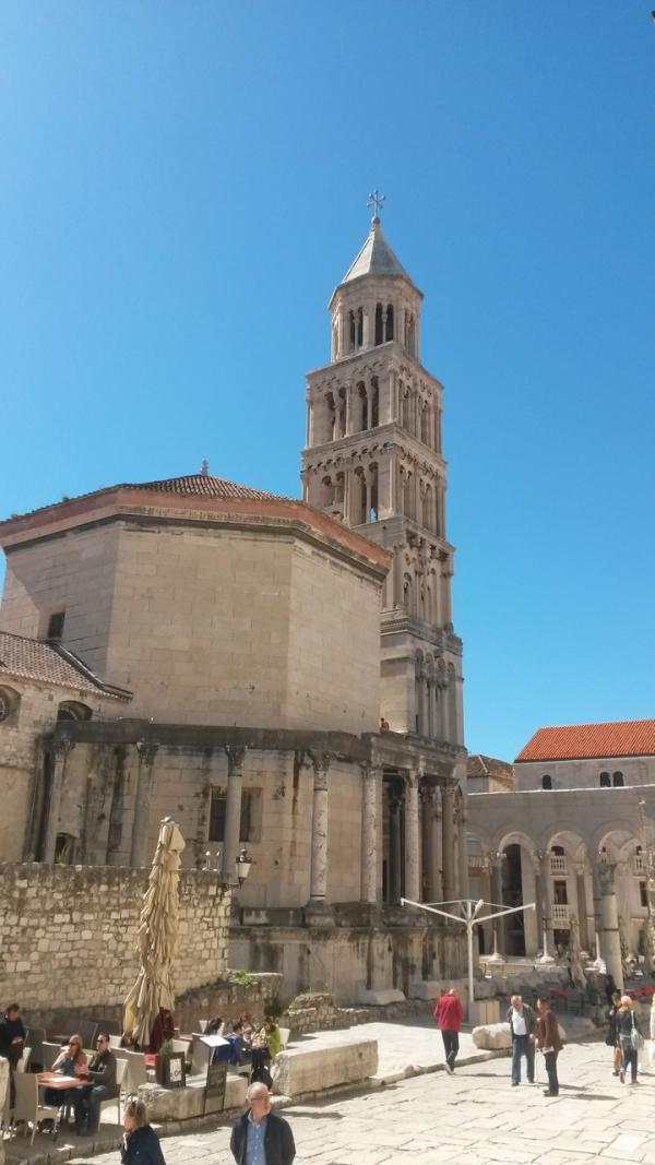 Church of st. Duje